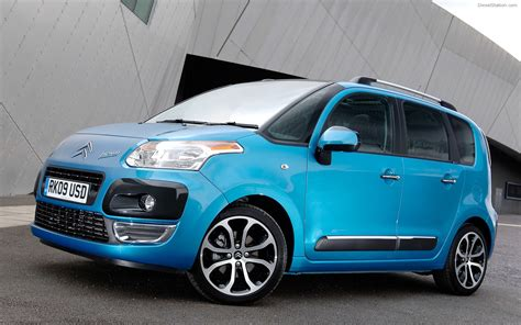 Citroen C3 Picasso by Citroen C3 Picasso Widescreen Car Picture 01 Of 26