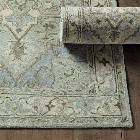 rugs adelaide adelaide tufted rug ballard designs