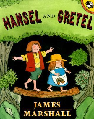 hansel and gretel picture book hansel and gretel by marshall reviews description