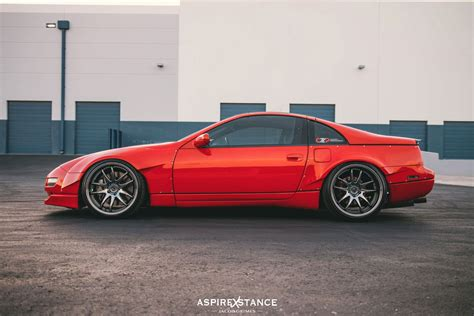 90 Nissan 300zx by Czp Zero Front Rear Widebody Overfender Kit Nissan