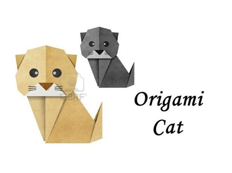 how to make an origami cat how to make an origami cat