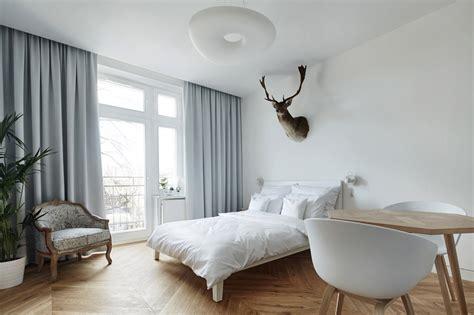 minimalist apartments a minimalist studio apartment in krakow design milk