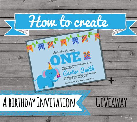 make my own invitation cards for free how to create an invitation the best ideas for