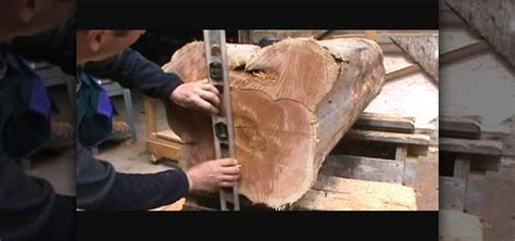 woodworking with logs how to build a beautiful cedar log bench using a chainsaw