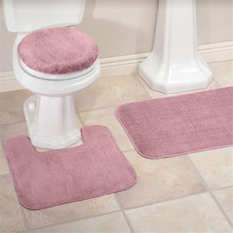 bathroom toilet rugs bathroom rugs and toilet seat covers plush bath rug set