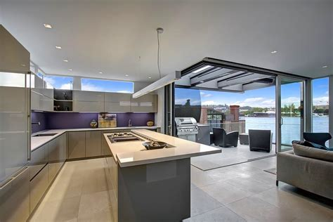 interior of modern homes floating home interiors for west coast living