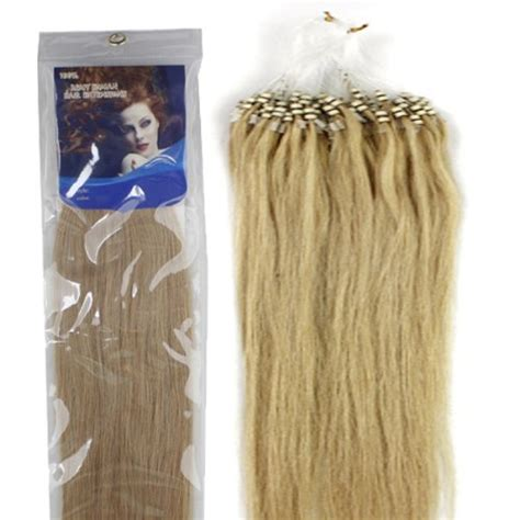 24 inch micro bead hair extensions discount deals loops micro rings tipped