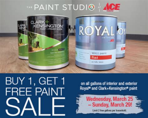 home depot paint sale today paint sale at ace hardware 5 50 coupon from home