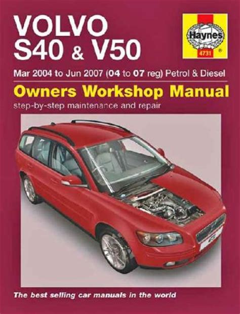 online car repair manuals free 2011 volvo s80 auto manual volvo s40 v50 petrol diesel 2004 2007 haynes service repair manual sagin workshop car manuals