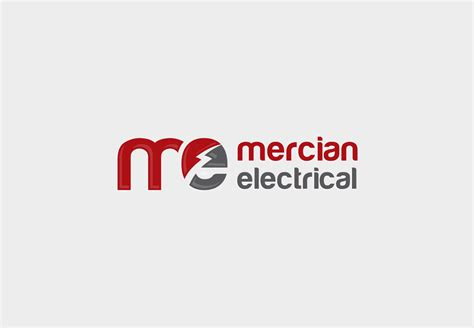 Creatively Designed electrical company logo design mercian electrical how