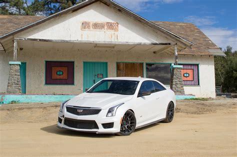 Renick Cadillac 2016 renick performance cadillac ats v coupe gm authority