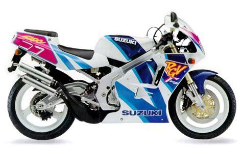 Suzuki Rgv 250 by Suzuki Suzuki Rgv 250 Moto Zombdrive