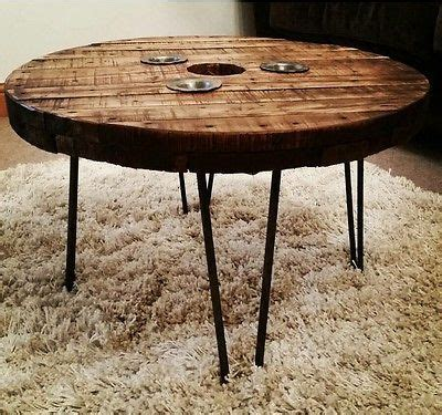 cable coffee table 25 best ideas about cable reel table on cable