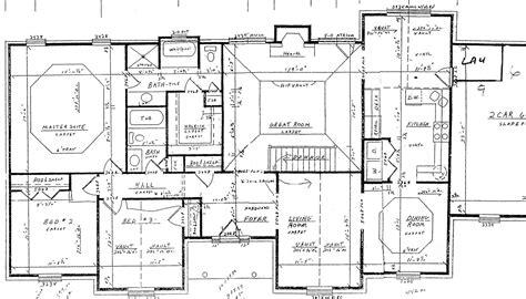 House Floor Plan Measurements simple house floor plans measurements