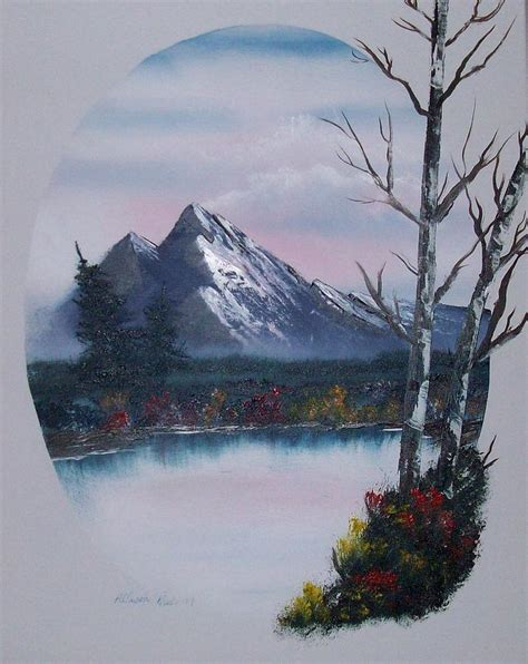 bob ross painting buy bob ross painting by allison prior