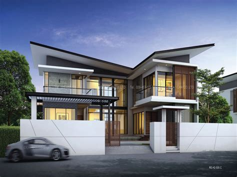 house modern design pictures one storey modern house design modern two storey house