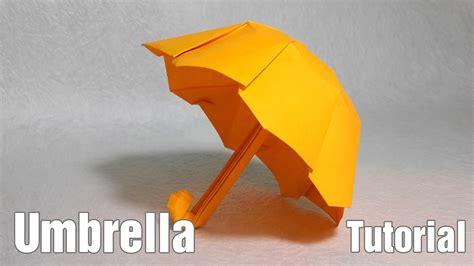 Paper Umbrella Origami Umbrella Tutorial Henry Phạm