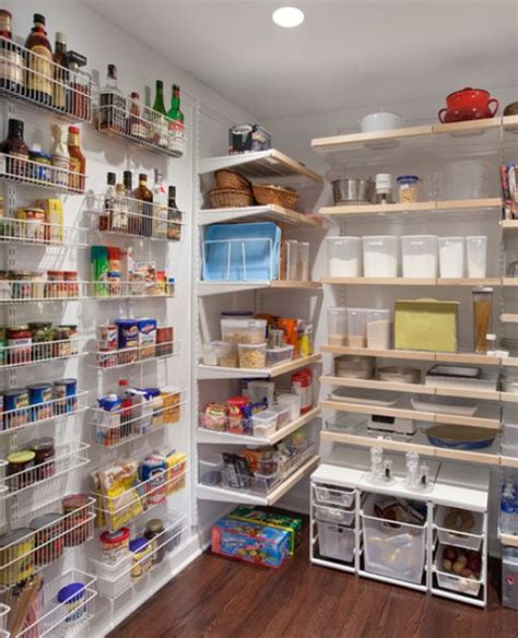 walk in pantry organization contemporary kitchen storage systems
