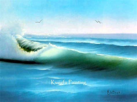 bob ross seascape paintings 2017 100 handpainted landscape bob ross painting