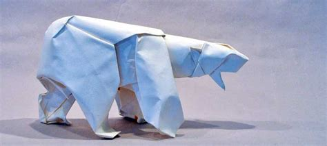 origami polar background and gallery listings of biologist and
