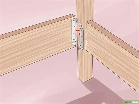 3 modi per costruire un telaio per letto in legno