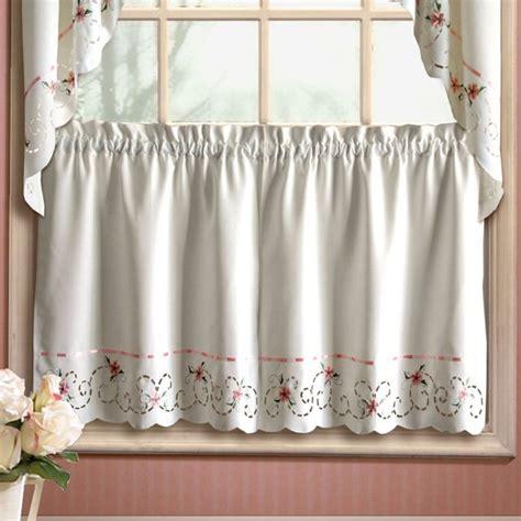 contemporary kitchen curtains united curtain rachael kitchen tier modern curtains