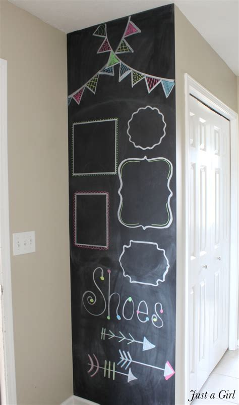 diy chalkboard walls 20 diy chalkboard projects the thinking closet