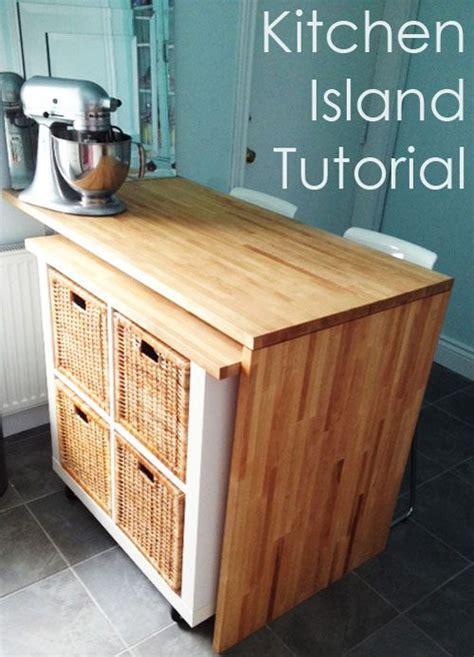 diy ikea kitchen island 5 winning ikea kitchen hacks eatwell101