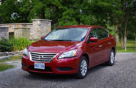 2015 Nissan Sentra Reviews by Review 2015 Nissan Sentra Sv Canadian Auto Review