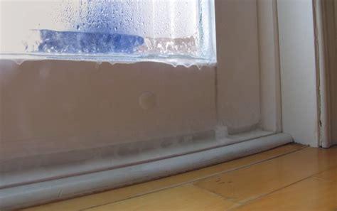 patio door condensation patio door condensation glass