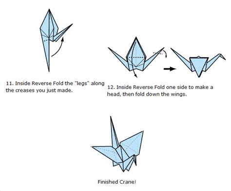 easy origami crane for beginners gjsms library origami cranes
