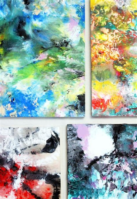 acrylic painting tips 42 simple acrylic canvas painting ideas for beginners