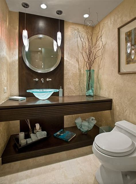 ideas for decorating bathroom guest bathroom powder room design ideas 20 photos