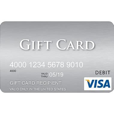 can i make purchases with a visa gift card visa 174 200 gift card staples 174