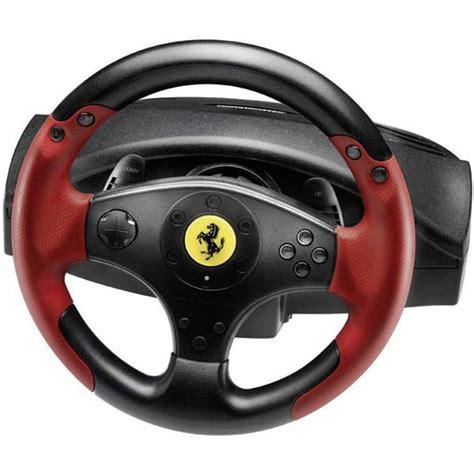 Thrustmaster Ferrari Lenkrad by Lenkrad Thrustmaster Ferrari 174 Red Legend Edition Usb