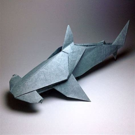 how to make an origami shark ps sharks and origami on