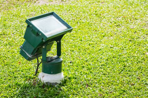 understanding the three types of commercial landscape lighting lawn management company