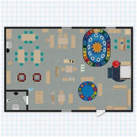 preschool classroom floor plan classroom floorplanner