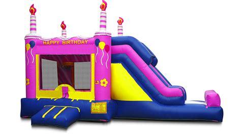 Monkey Themed Combo Bounce House Amp Slide Rental Iowa City
