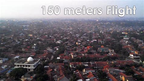 150 metres in syma x5c flying above 150 meters and crash flying fast