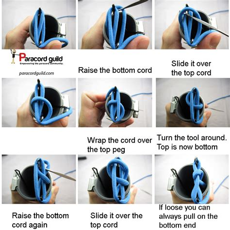 spool knitting how to spool knitting paracord guild