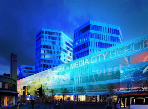 media city media city bergen mcb winning mad arkitekter