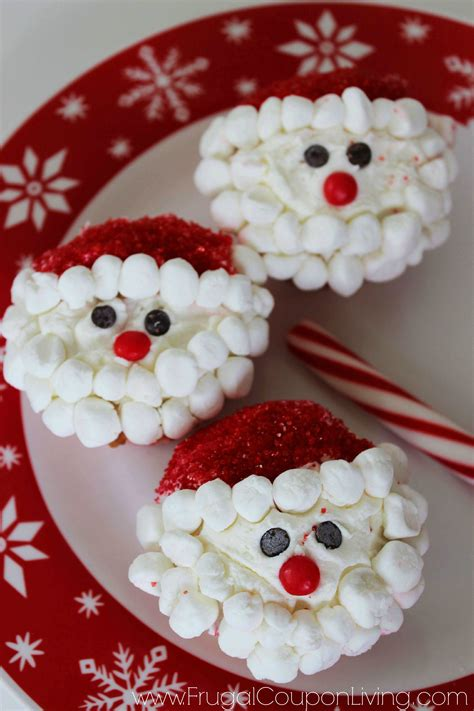 cooking crafts for santa cupcakes food craft