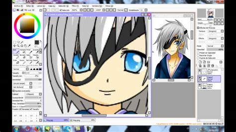 anime creator anime maker edit paint tool sai