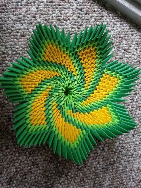 3d origami bowl 214 ver 1000 id 233 er om 3d origami p 229 origami