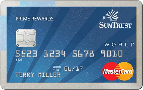 how to make a visa card personal credit card suntrust credit cards