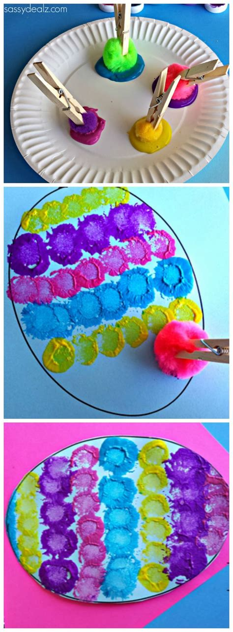 easter craft easter egg paper plate craft pictures photos and images