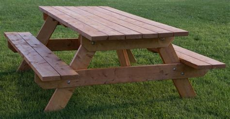 woodworking plans picnic table build your own wooden picnic table beginner woodworking