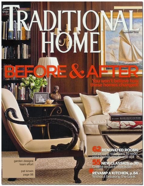traditional house magazine traditional home magazine