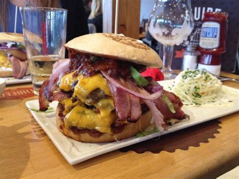 Hamburger THB 3X3 Photo de The Huggy's Bar Soumagne, Soumagne TripAdvisor